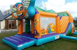 Small Obstacle Course Hire in Limerick