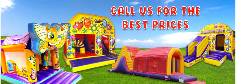 best bouncy castles in Limerick
