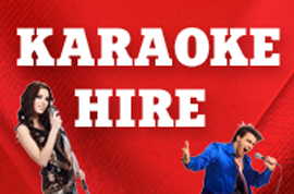 Karaoke Machine Hire Limerick