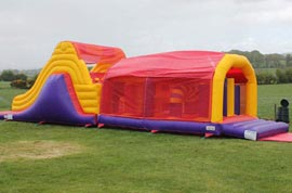 Terminator Torment Obstacle Course Hire Limerick